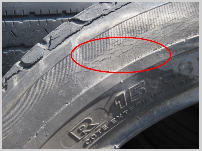 タイヤの豆知識② タイヤの ...